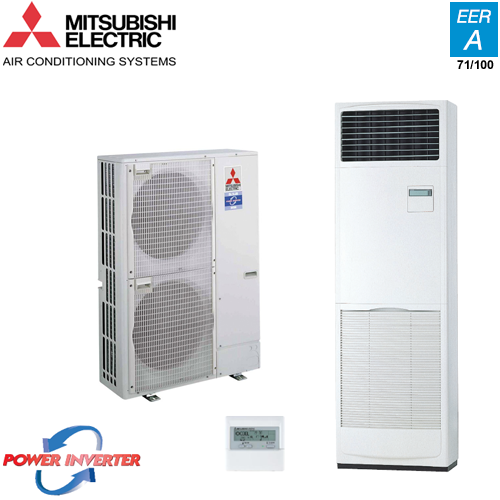 Aer Conditionat COLOANA MITSUBISHI ELECTRIC 48000 BTU/h - POWER INVERTER