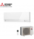 Aer Conditionat MITSUBISHI ELECTRIC Kirigamine Zen Alb MSZ-EF25VEW / MUZ-EF25VE Inverter 9000 BTU/h