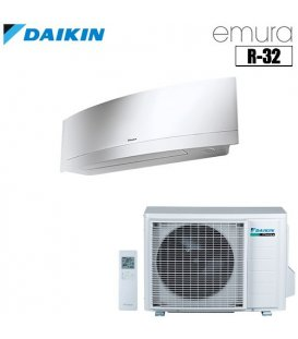 Aer Conditionat DAIKIN Emura Bluevolution FTXJ35MW / RXJ35M R32 Inverter 12000 BTU/h