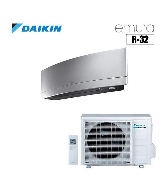 Aer Conditionat DAIKIN Emura Bluevolution FTXJ35MS / RXJ35M R32 Inverter 12000 BTU/h