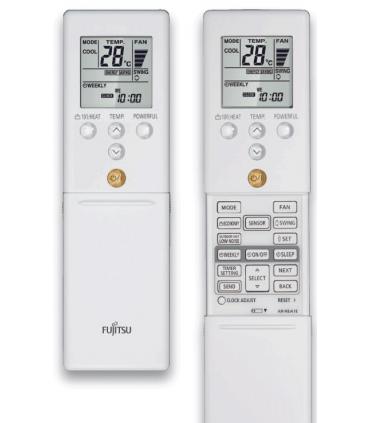Aer Conditionat FUJITSU ASYG09LTCA Inverter 9000 BTU/h