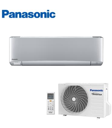 Aer Conditionat PANASONIC ETHEREA CS-XZ35TKEW / CU-Z35TKE Silver R32 Inverter Plus 12000 BTU/h