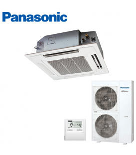 Aer Conditionat CASETA PANASONIC ELITE PAC-I INVERTER S-125PU2E5A 380V 48000 BTU/h
