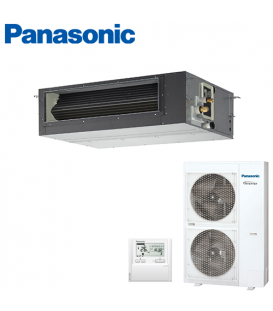 Aer Conditionat DUCT PANASONIC ELITE PAC-I INVERTER S-100PF1E5B / U-100PE1E8A 380V 36000 BTU/h