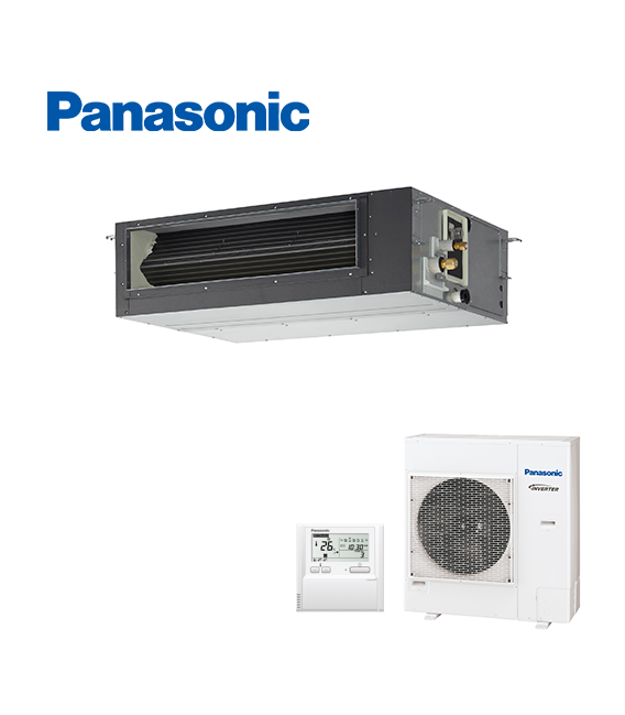 Aer Conditionat DUCT PANASONIC STANDARD PAC-I INVERTER S-125PF1E5A 220V 48000 BTU/h