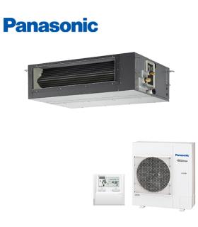 Aer Conditionat DUCT PANASONIC STANDARD PAC-I INVERTER S-125PF1E5B / U-125PEY1E8 380V 48000 BTU/h
