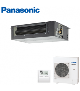 Aer Conditionat DUCT PANASONIC ELITE PAC-I INVERTER S-60PF1E5B / U-60PE2E5A 220V 22000 BTU/h