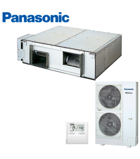 Aer Conditionat DUCT PANASONIC PAC-I INVERTER S-250PE2E5 / U-250PE2E8A 380V 90000 BTU/h