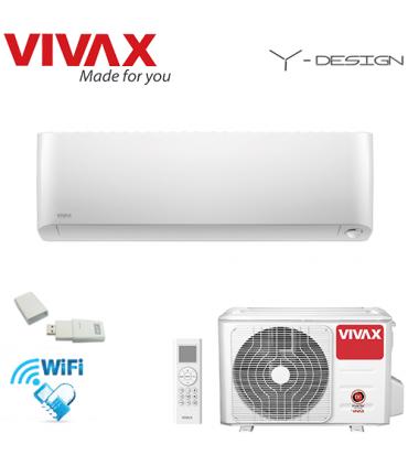 Aer Conditionat VIVAX Y-Design ACP-09CH25AEYI Wi-Fi R32 Inverter 9000 BTU/h