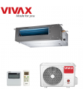 Aer Conditionat DUCT VIVAX ACP-24DT70AERI Inverter 24000 BTU/h
