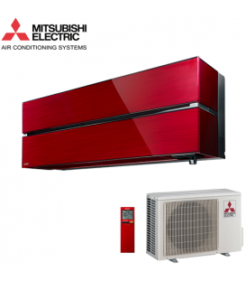 Aer Conditionat MITSUBISHI ELECTRIC Kirigamine Style MSZ-LN25VGR / MUZ-LN25VG Ruby Red Inverter 9000 BTU/h