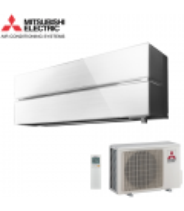 Aer Conditionat MITSUBISHI ELECTRIC Kirigamine Style MSZ-LN25VGW / MUZ-LN25VG R32 Natural White Inverter 9000 BTU/h