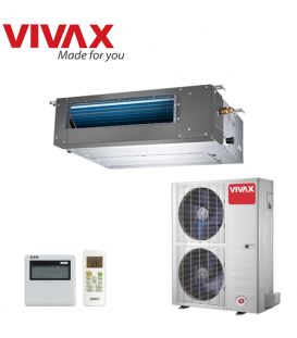 Aer Conditionat DUCT VIVAX ACP-48DT140AERI 380V Inverter 48000 BTU/h