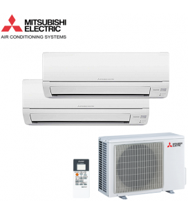 Aer Conditionat MULTISPLIT MITSUBISHI ELECTRIC MXZ-3DM50VA / 2x MSZ-DM35VA Inverter