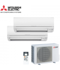 Aer Conditionat MULTISPLIT MITSUBISHI ELECTRIC MXZ-3DM50VA / 2x MSZ-DM35VA Dublu Split Inverter
