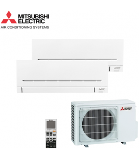 Aer Conditionat MULTISPLIT MITSUBISHI ELECTRIC MXZ-2F53VF / 2x MSZ-AP25VG Dublu Split Inverter