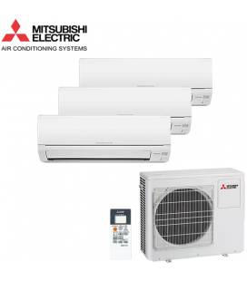 Aer Conditionat MULTISPLIT MITSUBISHI ELECTRIC MXZ-3DM50VA / 3x MSZ-DM25VA Triplu Split Inverter