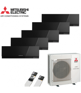 Aer Conditionat MULTISPLIT MITSUBISHI ELECTRIC MXZ-5D102VA / 5x MSZ-EF25VEB Inverter