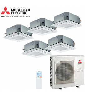 Aer Conditionat MULTISPLIT Caseta MITSUBISHI ELECTRIC MXZ-5D102VA / 5x SLZ-KF25VA Inverter