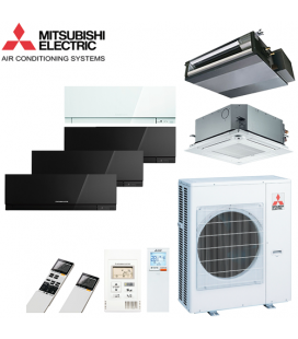 Aer Conditionat MULTISPLIT MITSUBISHI ELECTRIC MXZ-6C122VA / 6x 9000 BTU/h Inverter