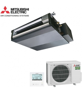 Aer Conditionat DUCT Mitsubishi Electric, SEZ-M25DA / SUZ-M25VA R32 220V Standard Inverter 9000 BTU/h
