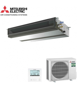 Aer Conditionat DUCT Mitsubishi Electric, PEAD-M35JA / PUZ-ZM35VKA R32 220V Power Inverter 12000 BTU/h