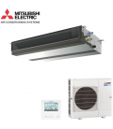 Aer Conditionat DUCT Mitsubishi Electric, PEAD-M140JA / PUHZ-P140VKA 220V Standard Inverter 52000 BTU/h