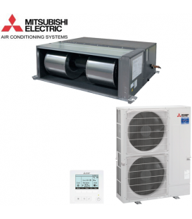 Aer Conditionat DUCT Mitsubishi Electric, PEA-RP200WKA / PUHZ-ZRP200YKA 380V Power Inverter 76000 BTU/h
