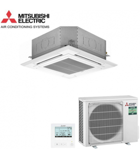 Aer Conditionat CASETA MITSUBISHI ELECTRIC PLA-ZM50EA / PUZ-ZM50VKA R32 220V Power Inverter 18000 BTU/h