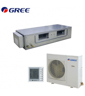 Aer Conditionat DUCT GREE GFH24K3FI / GUHD24NK3FO Inverter 24000 BTU/h
