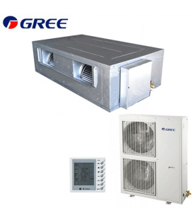 Aer Conditionat DUCT GREE GFH42K3FI / GUHD42NM3FO 380V Inverter 42000 BTU/h