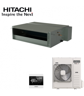 Aer Conditionat DUCT Hitachi Primairy RPIH-5.0UNE1NH / RAS-5.0UNESMH1 Inverter 42000 BTU/h