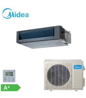 Aer Conditionat DUCT MIDEA MTI-24FNXD0/MOU-24FN8-QD0 220V R32 Inverter 24000 BTU/h