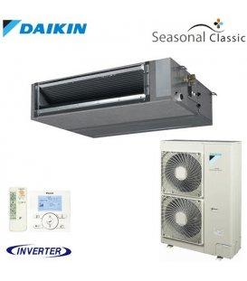 Aer Conditionat DUCT DAIKIN Seasonal Classic FBQ140D / RZQSG140LY1 380V Inverter 52000 BTU/h